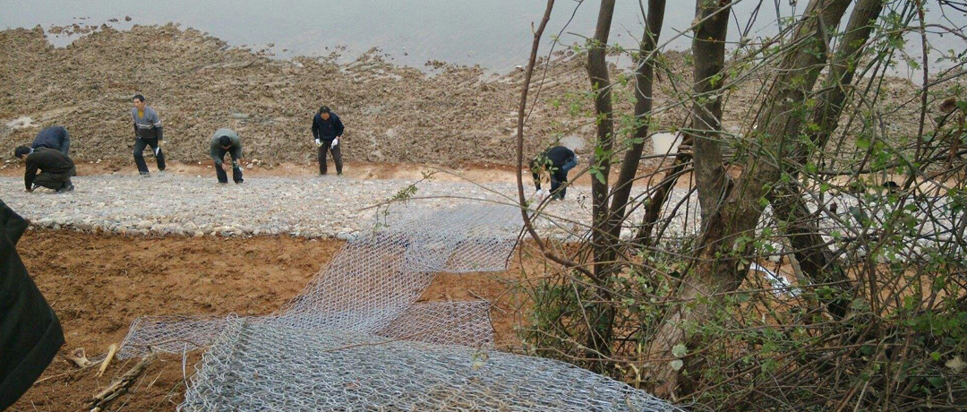 河南省平原新区凤湖景观工程