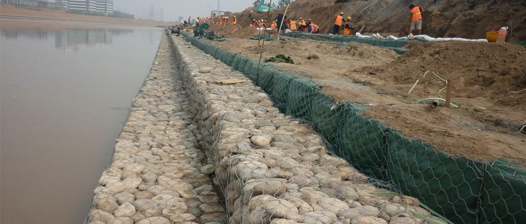 云南省宣威市亦那河河提治理工程