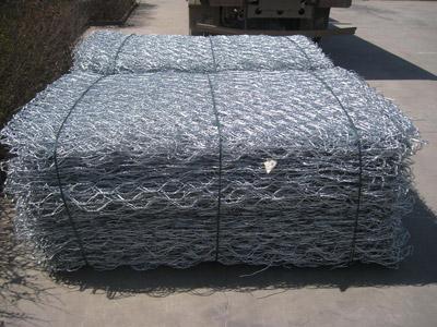 高锌石笼网箱