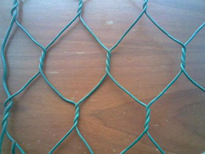 双绞石笼网